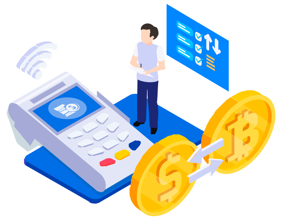 How to exchange crypto