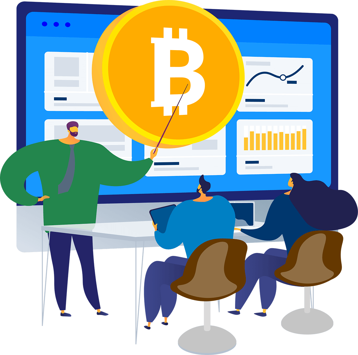 What are cryptos used for
