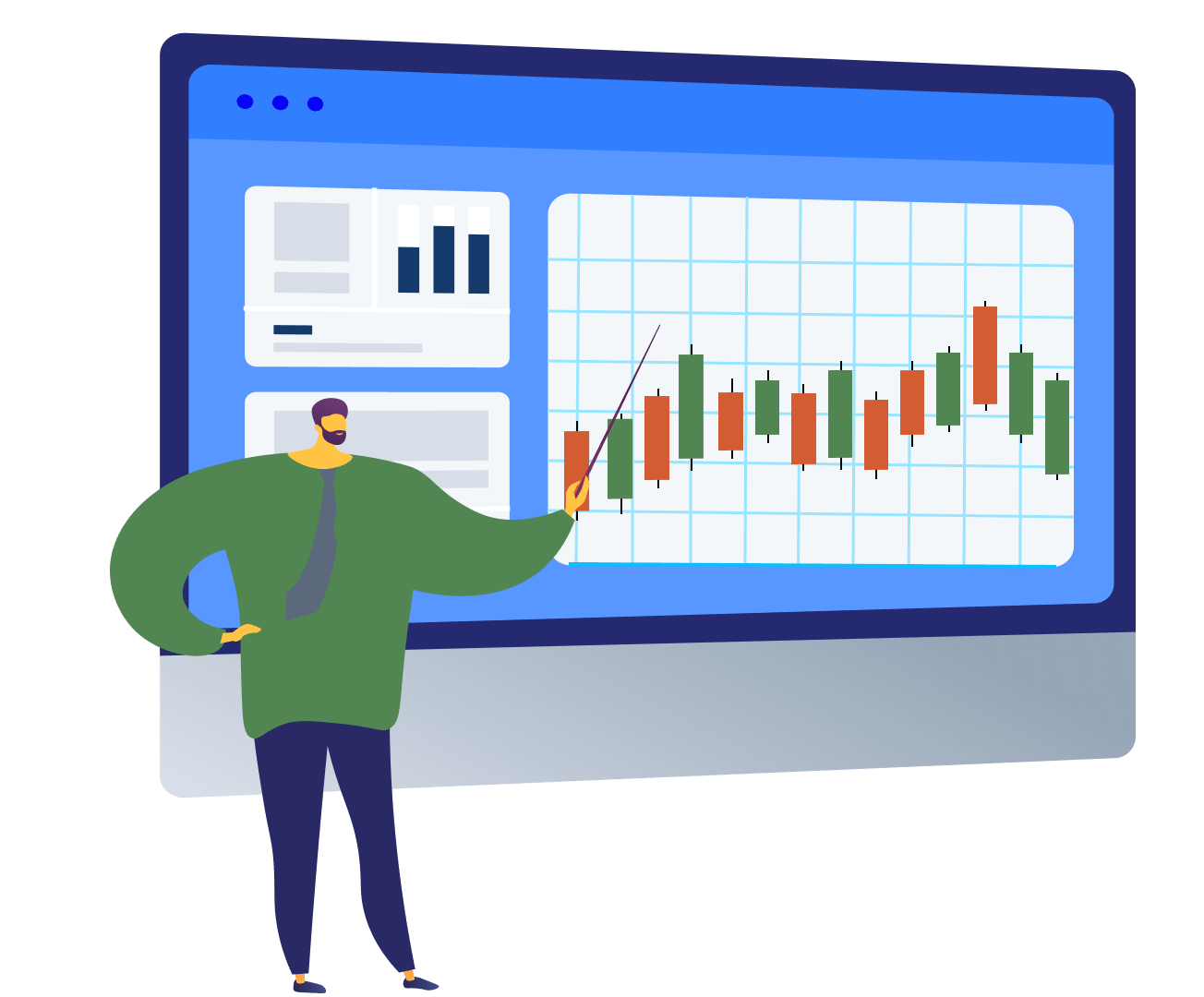 How to read candles in trading